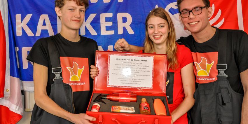 `VerBrandweer-kit` uitgeroepen tot Beste Idee 2016