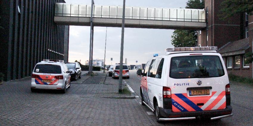 Overval op sportschool in Schiedam