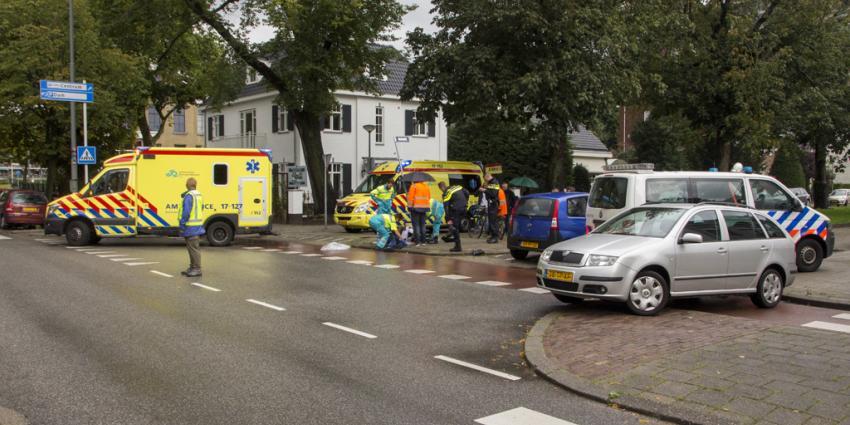 Gewonden bij scooterongeval in Schiedam