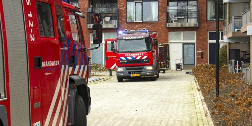 Zeer grote brand in verzorgingstehuis