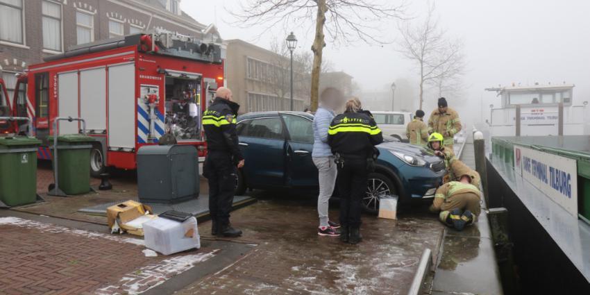 Explosie blijkt botsing van auto