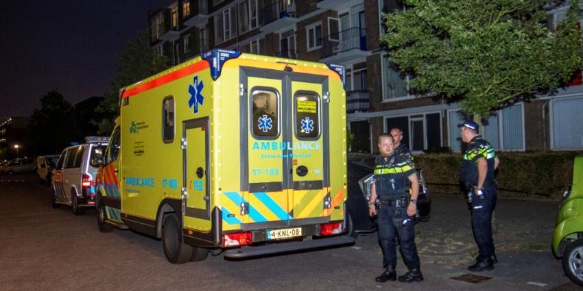 schietpartij in Schiedam
