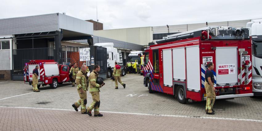 Dode bij bedrijfsongeval in Rotterdam