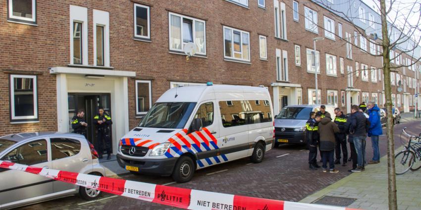 Vrouw (24) doodgeschoten in Rotterdam