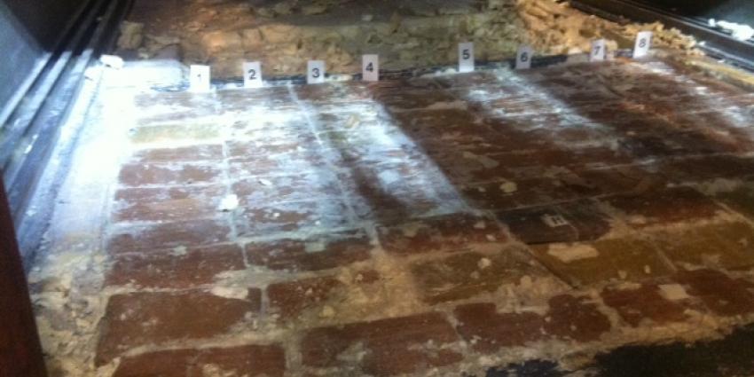 Vijf aanhoudingen na aantreffen 125 kilo cocaïne in container