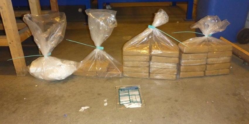 Douane onderschept drie partijen cocaïne tussen fruit
