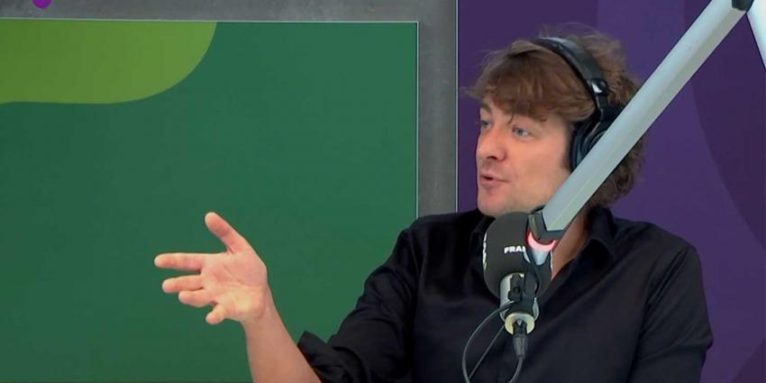 Frank Dane opvolger Edwin Evers met de ochtendshow 538