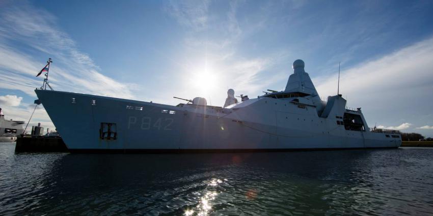 Marine vangt 900 kilo drugs bij Aruba