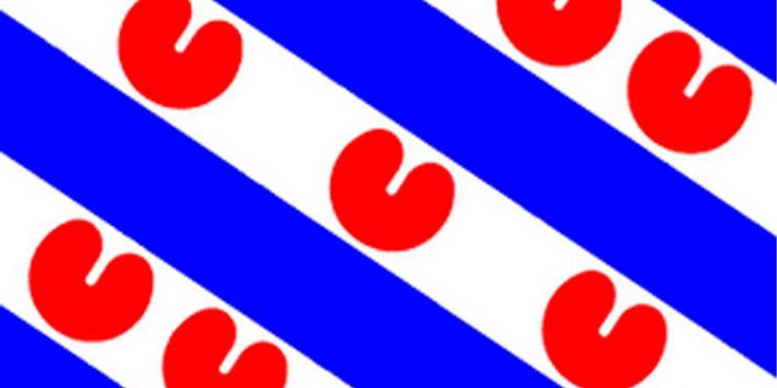 Foto van Friese vlag   BON