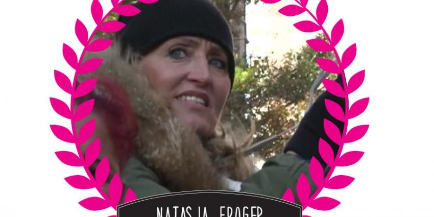 Natasja Froger uitgeroepen tot Dom Bontje 2014