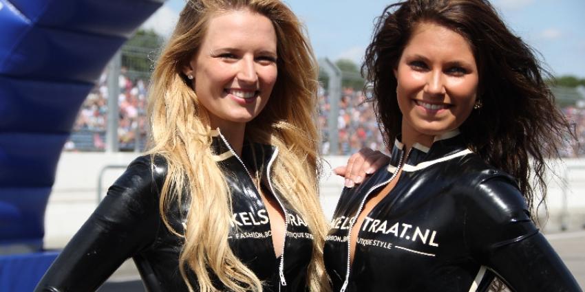 Record aantal bezoekers GAMMA Racing Day