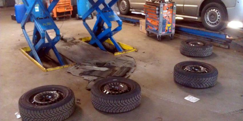 Afname bestedingen aan auto-onderhoud
