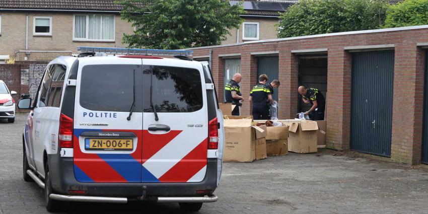 garagebox-politie-onderzoek