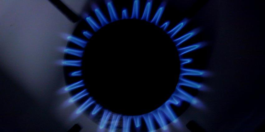 Aardgas voor bijna 80 procent op