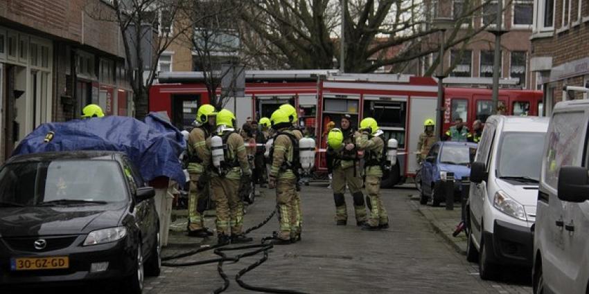zen in Schiedam ontruimd vanwege gaslek bij kluswerkzaamheden
