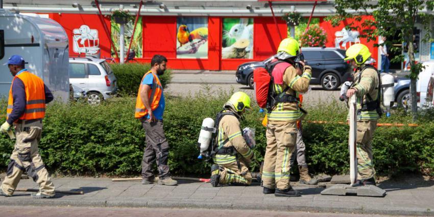 gaslucht-brandweer