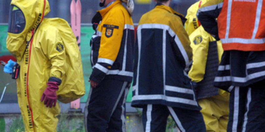 Vrachtwagen vol chemicaliën bij voetbalclub Oisterwijk aangetroffen