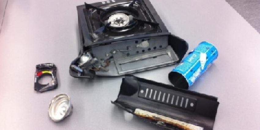 NVWA noemt koffergastoestellen na tests levensgevaarlijk