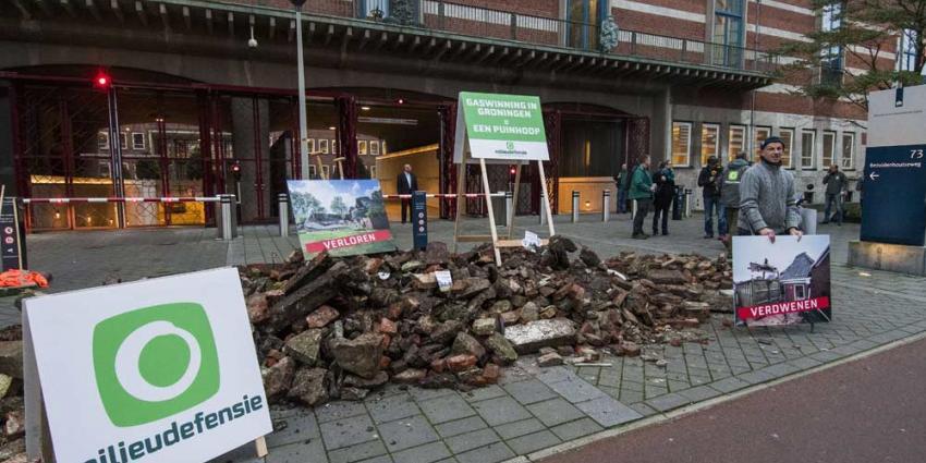 Besluit over gaswinning in Groningen moet opnieuw