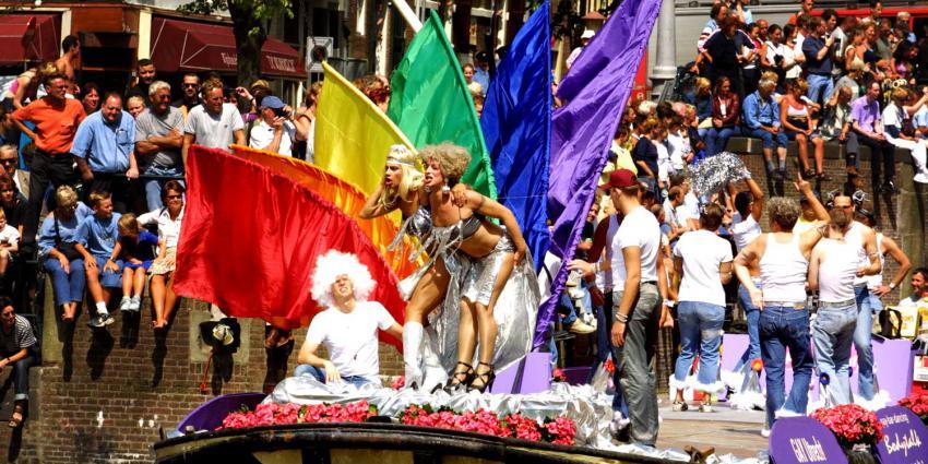 Amsterdam maakt zich op voor Canal Parade