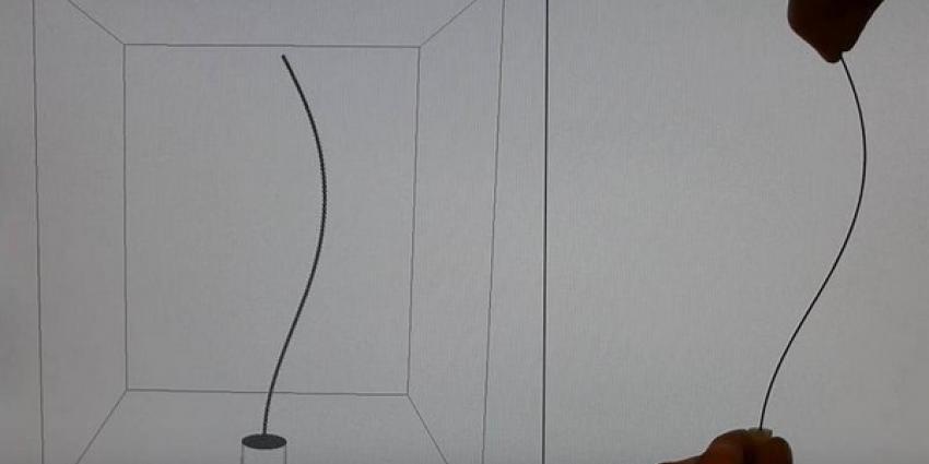 Zeven ton voor onderzoek naar geavanceerde naalden voor robotgestuurde hersenchirurgie