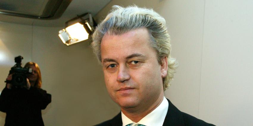 PVV opnieuw de grootste partij