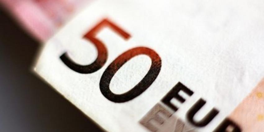 biljet van 50 euro