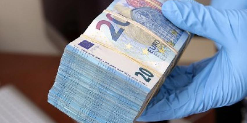 180.000 euro gevonden bij preventieffouilleeractie
