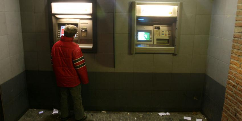 geldautomaat, plofkraak