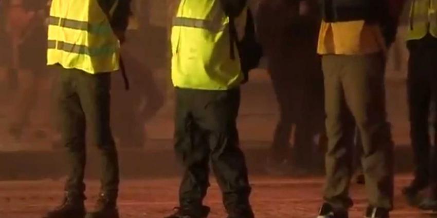 Politie beëindigd snelwegblokkade gele hesjes bij Maastricht