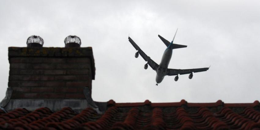 foto van geluidsoverlast Schiphol | fbf