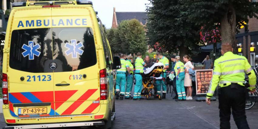 gewond-ambulance-steekincident