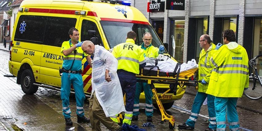 Vrouw raakt ernstig gewond bij ongeval in Oirschot