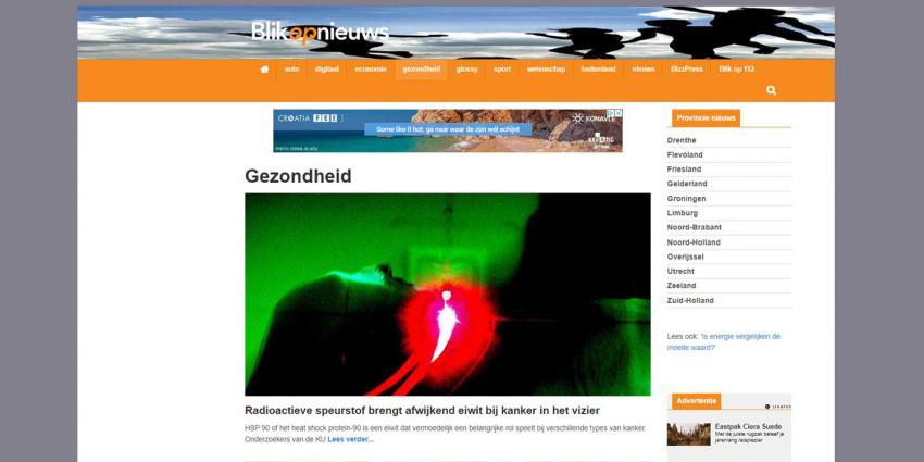 Nederlanders zoekt steeds vaker online naar informatie over gezondheid