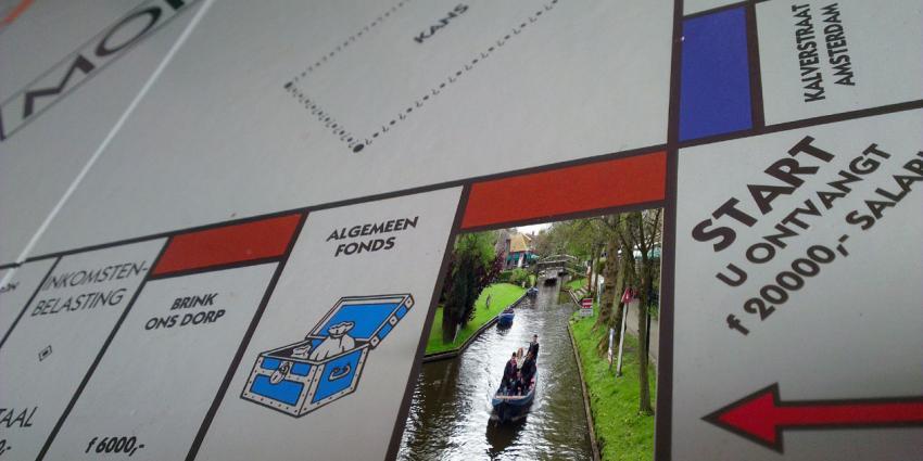 Amsterdam én Giethoorn krijgen plek op internationale Monopolybord
