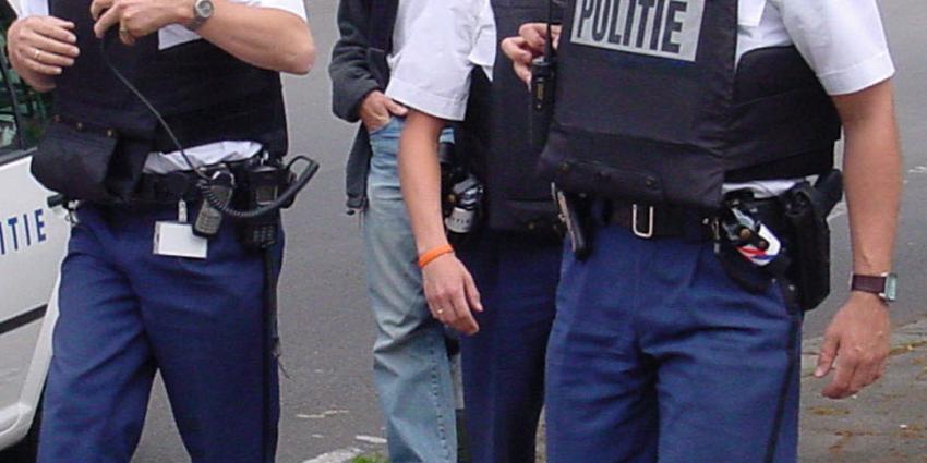 foto van gijzeling politie | fbf archief
