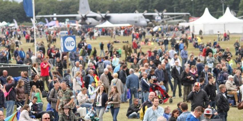 Foto eerste dag Luchtmachtdagen   Hendriks Multimedia