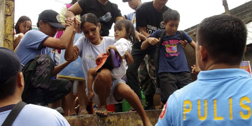 Giro 555 is opengesteld voor hulp aan de slachtoffers van tyfoon Haiyan