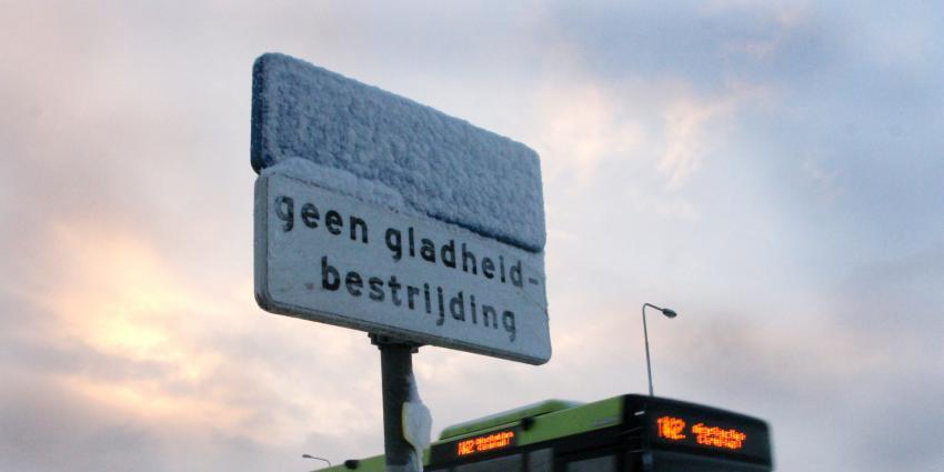 KNMI waarschuwt voor ijzel donderdag in het noorden