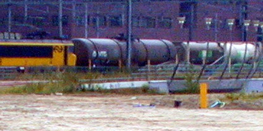 'Te veel gevaarlijke stoffen op spoor. Norm wordt drie tot vier keer overschreden'