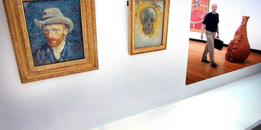Nog nooit zoveel bezoekers voor Van Gogh Museum