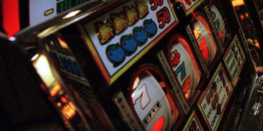 FIOD legt beslag op gokkasten vanwege ontduiken kansspelbelasting