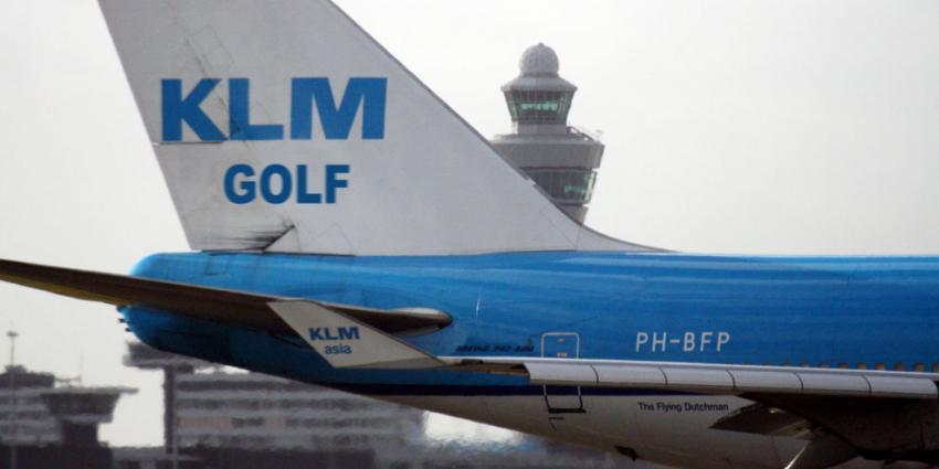 'Groei KLM belemmerd door Schiphol'