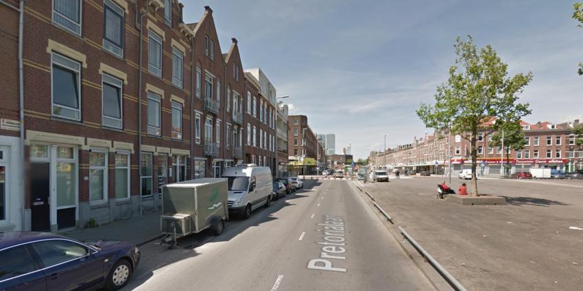 Politie Rotterdam stuit op explosief in auto