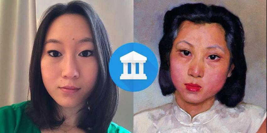 Google #Artselfie: ben jij een Mona Lisa, een Van Gogh of een Meisje met de parel?