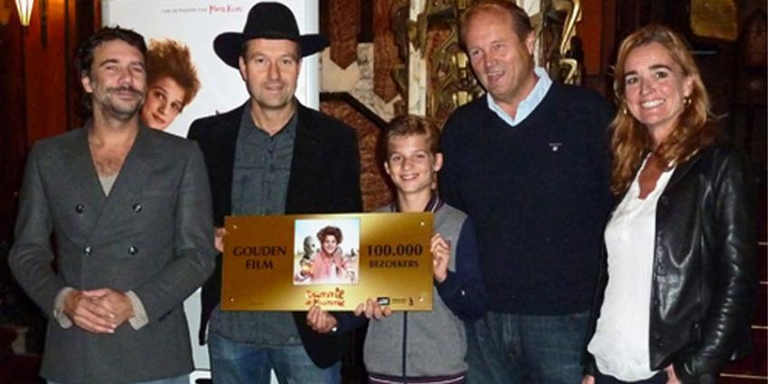 Gouden Film voor familiefilm DUMMIE DE MUMMIE