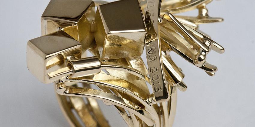 Foto van Gouden Televizier-Ring