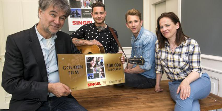 gouden film, singel 39
