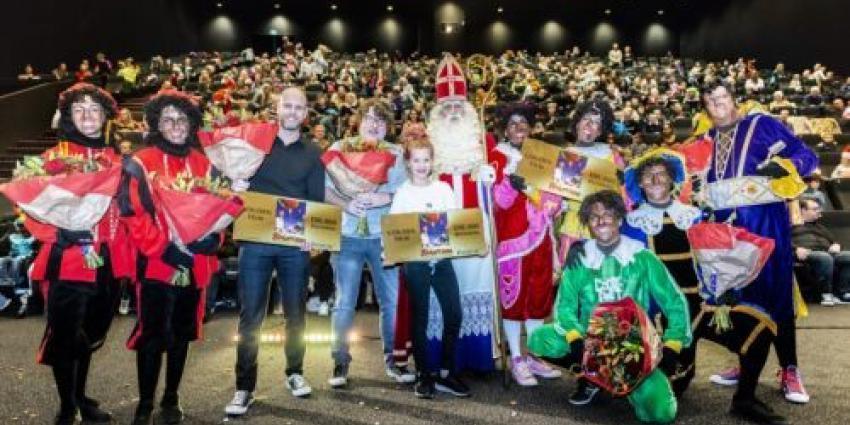 Gouden Film voor Sinterklaas en de Vlucht door de Lucht