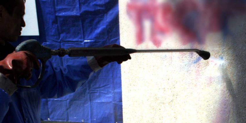 graffiti-verwijderen-hogedruk